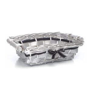 mandje zilver