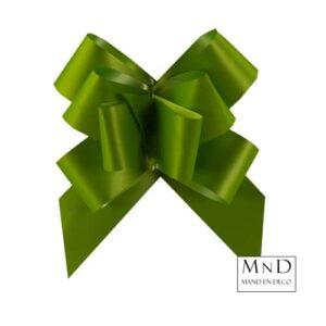 trekstrik groen