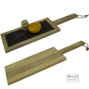 Mango plank black board