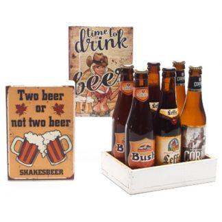 Bier-wijnverpakking
