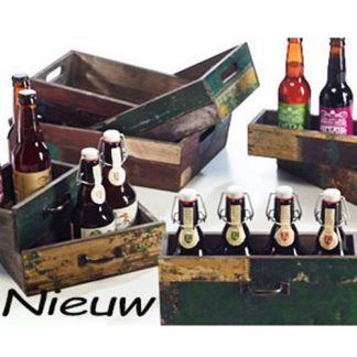 Upcycle vintage verpakkingen