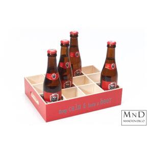 12 vak bakje beer