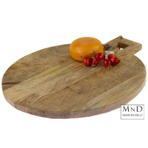 ronde pizza plank