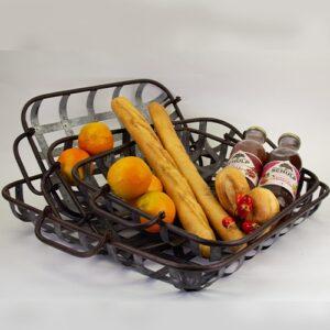Schalen-Dienbladen