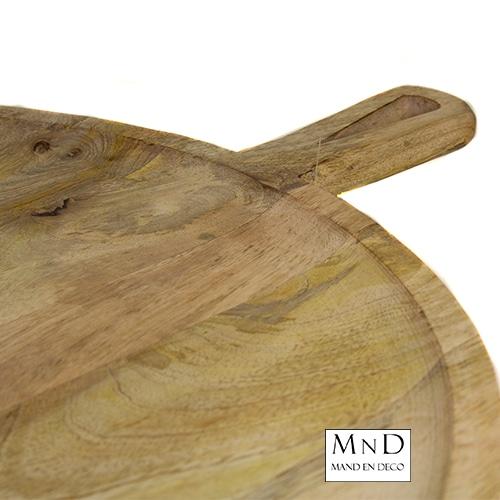tapas plank met rand