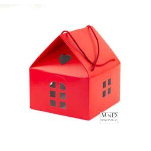 rood huisje groot