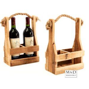 wijnfles drager