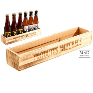 bierbakje voor 6 flesjes