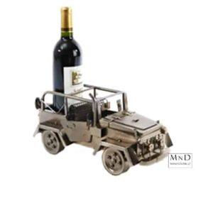 jeep wijnfleshouder