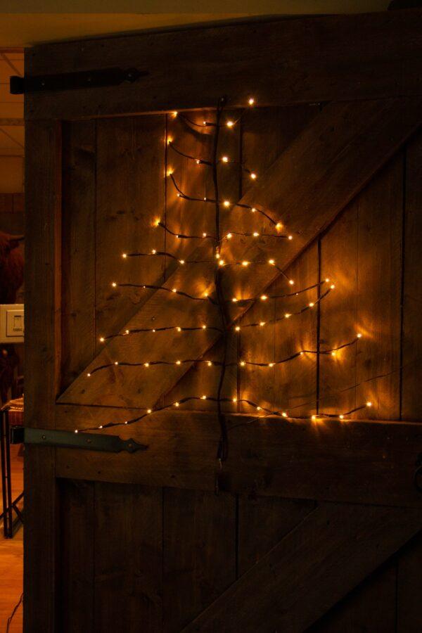 kerstboom flexibel